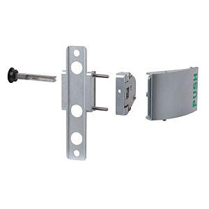Locinox® 3006PUSH Push-set in aluminium