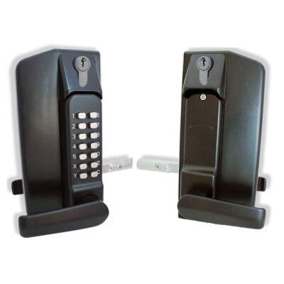 BORG BL3400DKO Single Sided Code Lock With Key Override