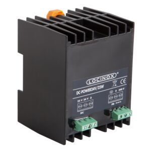 DC-POWER-24V/25W Safety power supply 24 V and 25 V DC